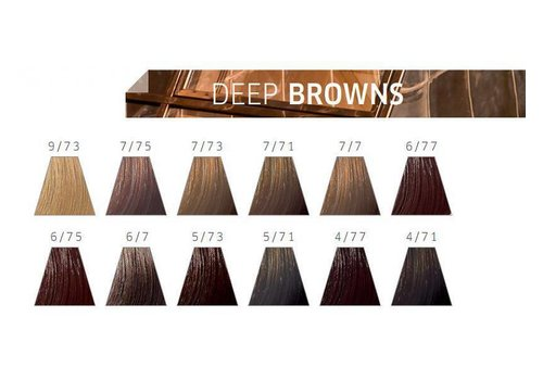 Wella Wella Color Touch Deep Browns 7/73 60ML