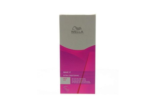 Wella Wave It Extra Conditioning Mild 205 ML Kitml