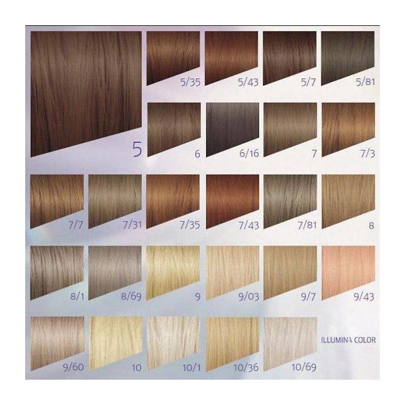 Wella Illumina Color 7/3 60ML
