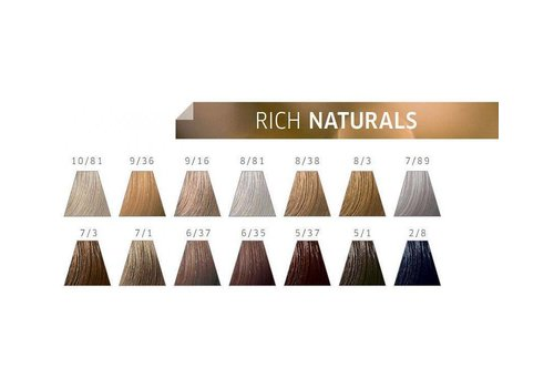 Wella Wella Color Touch Rich Naturals 2/8 60ML