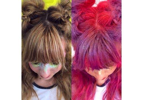Festival Kleur En Glitterspray