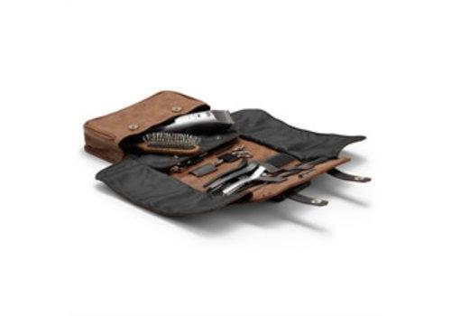Bratt Trading Materiaal Case Stylist Mini Bruin