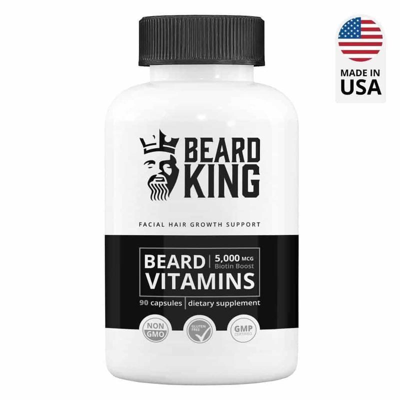 Beard Vitamins