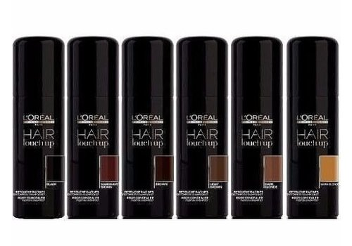 Loreal Loreal Hair Touch Up Light Brown 75ml