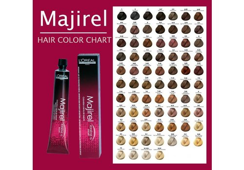 Loreal Loreal Majirel Absolu 50 ML 8.34