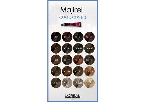 Loreal Loreal Majirel Cool Cover 50 ML 10