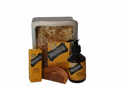 Proraso Proraso Giftbox Verzorging Wood And Spice