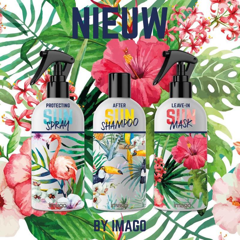 Imago Sunset | Spray | Shampoo | Mask