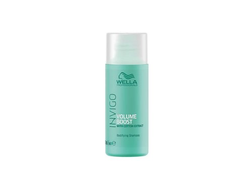 Wella Wella Invigo Volume Boost Shampoo 50 ML
