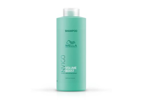Wella Wella Invigo Volume Boost Shampoo 1000 ML