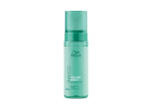 Wella Wella Invigo Volume Boost Foam 150 ML