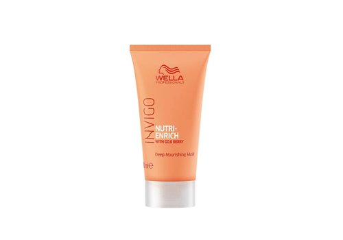 Wella Wella Invigo Nutri-Enrich Mask 30 ml