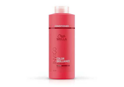 Wella Wella Invigo Color Brilliance Conditioner Weerbarstig 1000ML