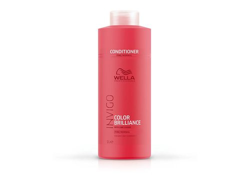 Wella Wella Invigo Color Brilliance Conditioner Fijn/Norm 1000 ML