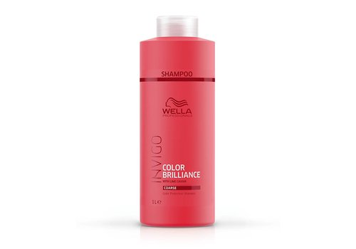 Wella Wella Invigo Color Brilliance Shampoo Weerbarstig 1000 ML