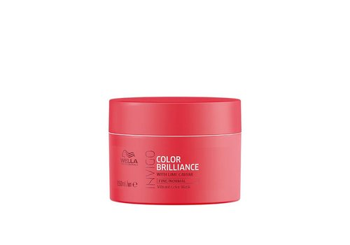 Wella Wella Invigo Color Brilliance Mask Fijn/Normaal 150 ML