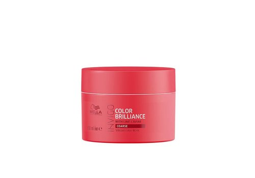 Wella Wella Invigo Color Brilliance Mask Weerbarstig 150 ML
