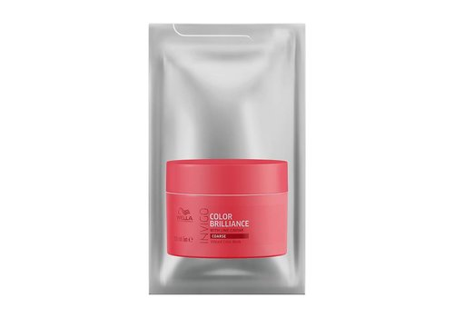 Wella Wella Invigo Color Brilliance Mask Weerbarstig 15 ML