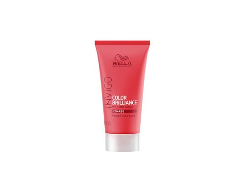 Wella Wella Invigo Color Brilliance Mask Weerbarstig 30 ML