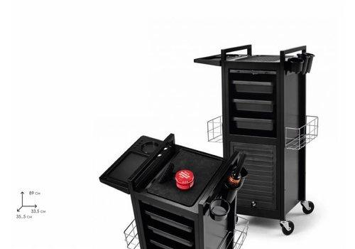 Bratt Trading Bratt Werkwagen Metaal Afsluitbaar