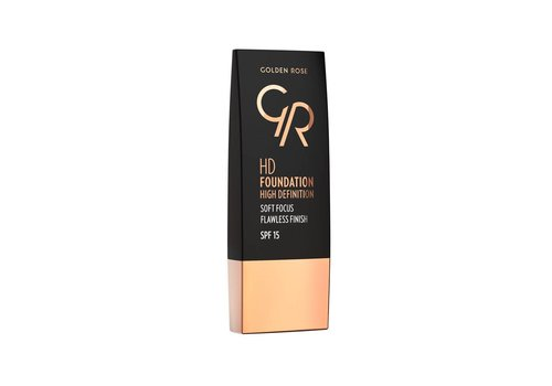 Golden Rose Golden Rose Hd Foundation 112 Honey
