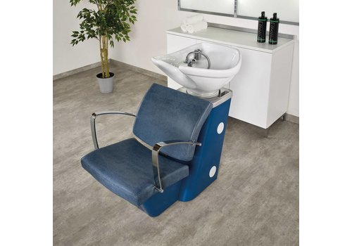 Salon Ambience Salon Ambience Compact Wash Blue/White