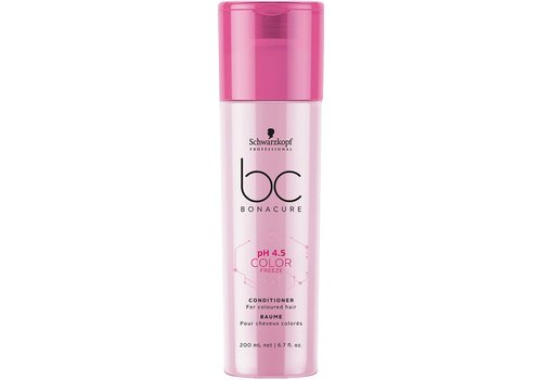 Schwarzkopf Schwarzkopf BC Color Freeze Conditioner 200ml