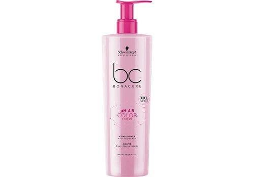 Schwarzkopf Schwarzkopf BC Color Freeze Conditioner 500ml