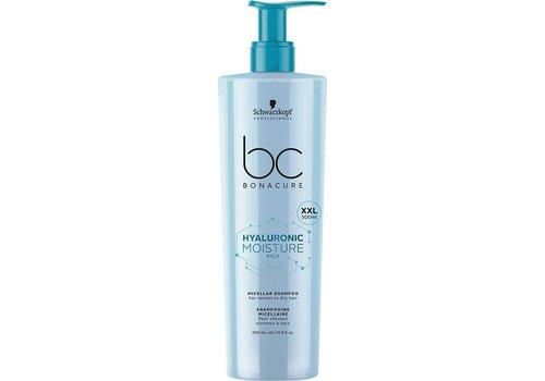 Schwarzkopf Schwarzkopf Bonacure Hyaluronic Moisture Kick Shampoo 500ml