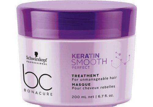 Schwarzkopf Schwarzkopf Bonacure Keratin Smooth Perfect Treatment 200ml