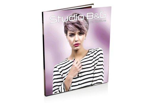 Studio B&G Pure Coiffure Boek 2018-2