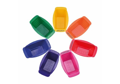 Comair Comair Rainbow Mini Set Verfbakjes 7 stuks