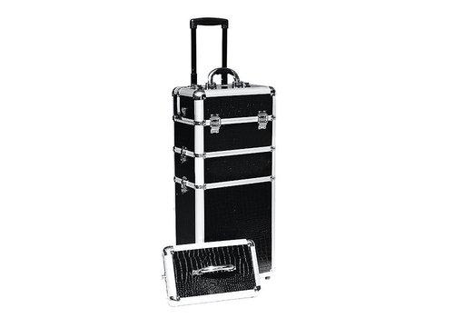Efalock Alu Koffer Efa Compact Zwart