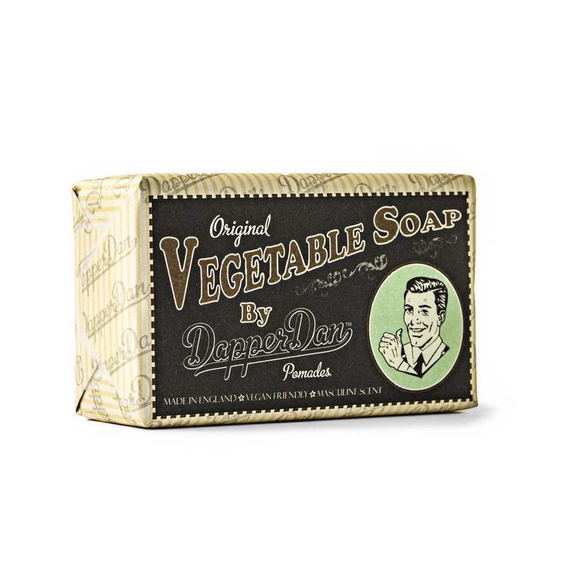 Dapper Dan Vegetable Soap Original 190G