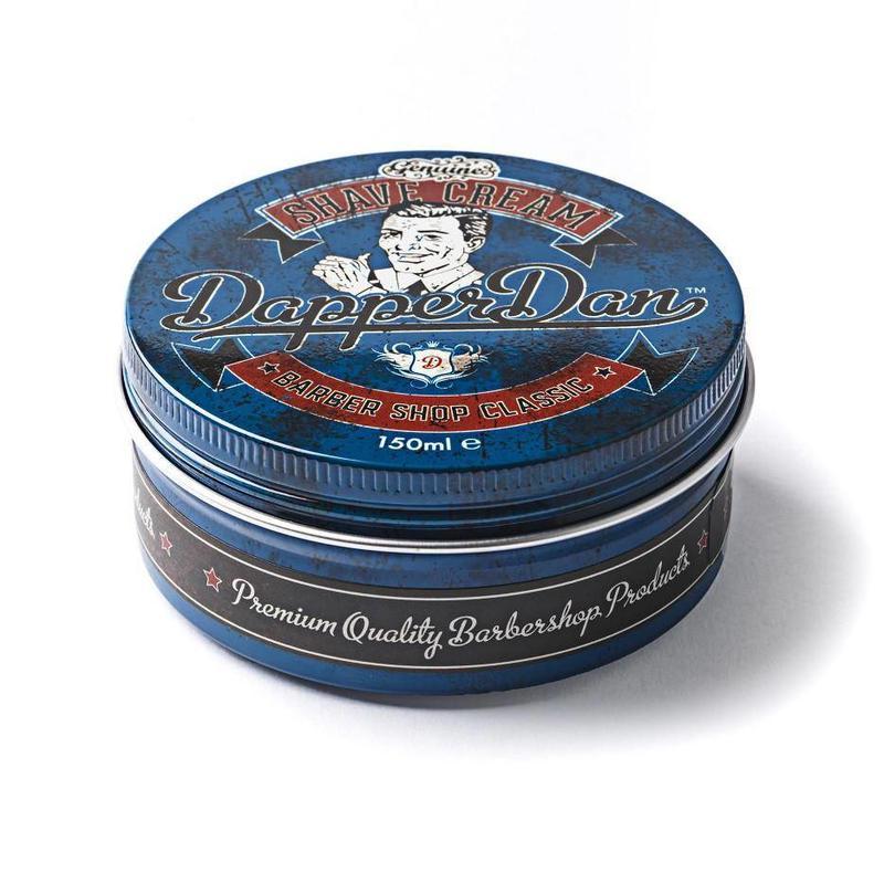 Dapper Dan Shave Cream 150ml