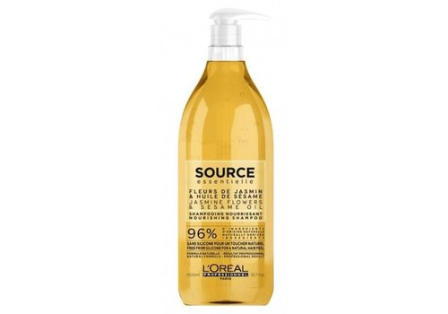 Loreal Loreal Source Nourishing Shampoo 1500 ML