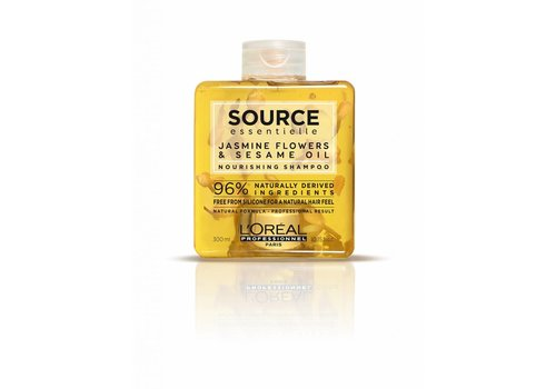 Loreal Loreal Source Nourishing Shampoo 300 ML