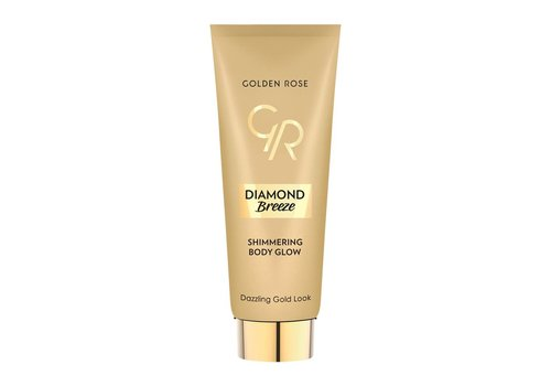 Golden Rose Golden Rose Diamond Breeze Body Glow Gold