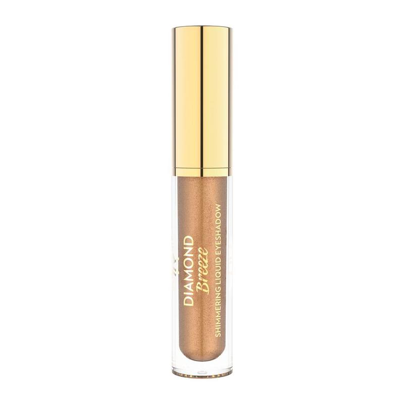 Diamond Breeze Shimmering Liquid Eyeshadow 02 Iconic Bronze