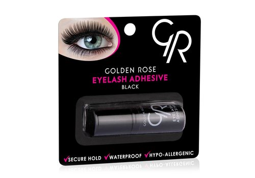 Golden Rose Golden Rose Eyelash Adhesive Black 3G