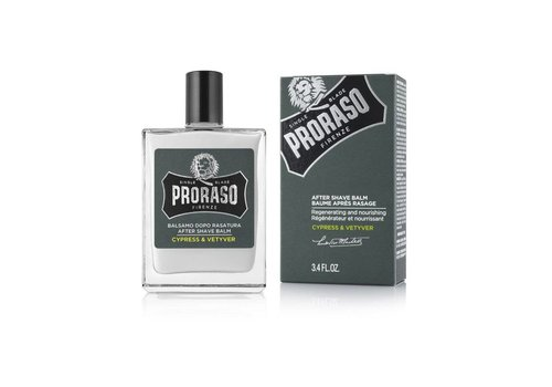 Proraso Proraso Aftershave Balm Cypress & Vetyver 100ml