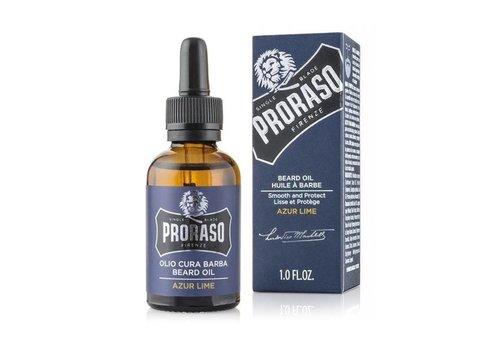 Proraso Proraso Beard Oil Azur Lime 30 ml