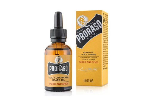 Proraso Proraso Beard Oil Wood & Spice 30ml