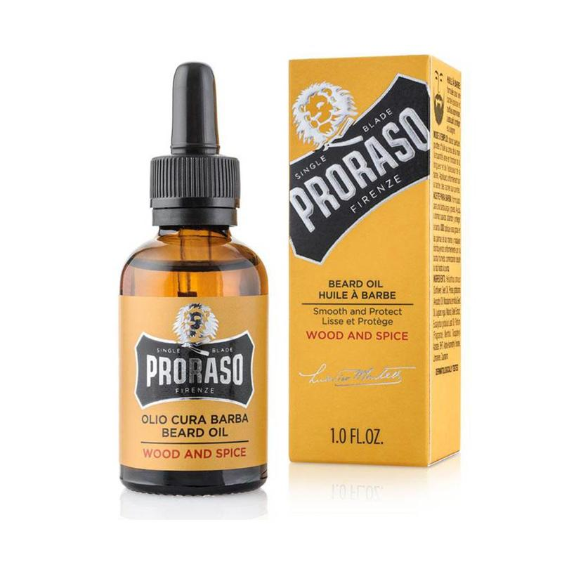 Proraso Baardolie Wood And Spice 30 ml