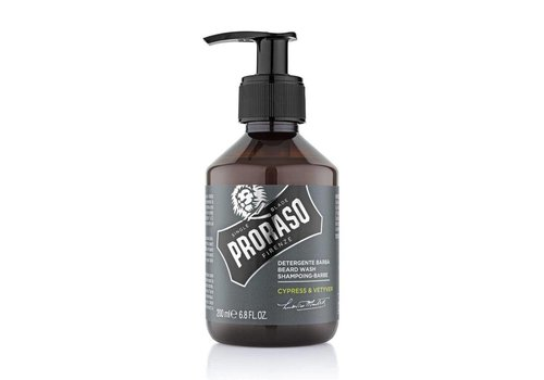 Proraso Proraso Beard Wash Cypress & Vetyver 200ml