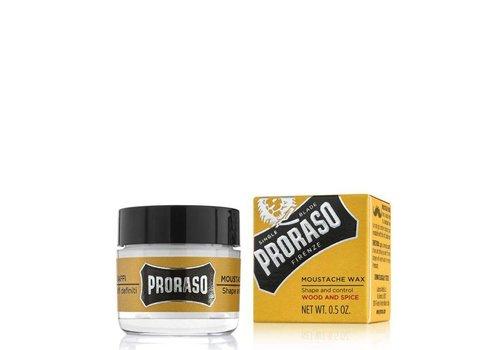 Proraso Proraso Moustache Wax Wood & Spice 15 ml
