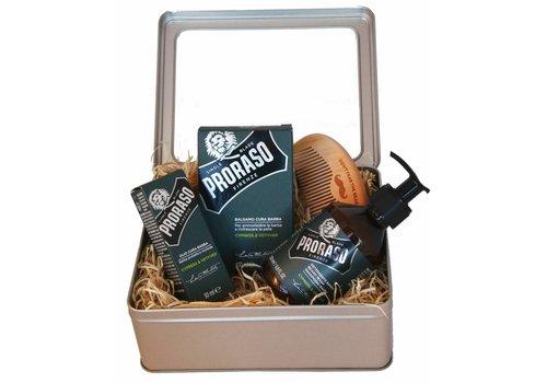 Proraso Proraso Beard Grooming Gift Box Azur Lime