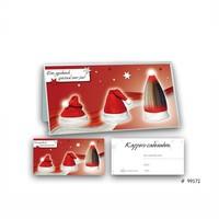 Trend-Design Cadeaubonnen Kerst 24 St 99619