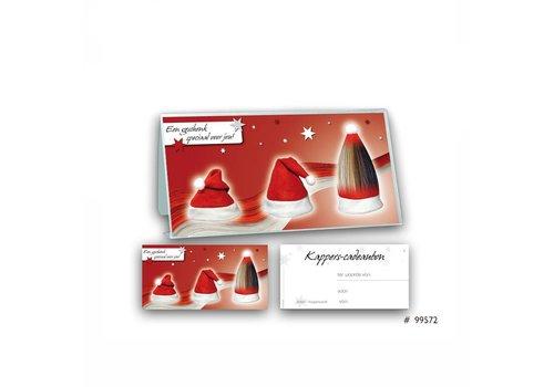 Trend Design Trend-Design Cadeaubonnen Kerst 24 St 99619