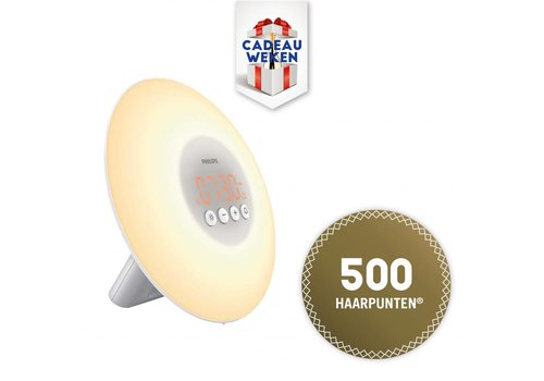 500 HP | Philips Wake-Up Light HF3500